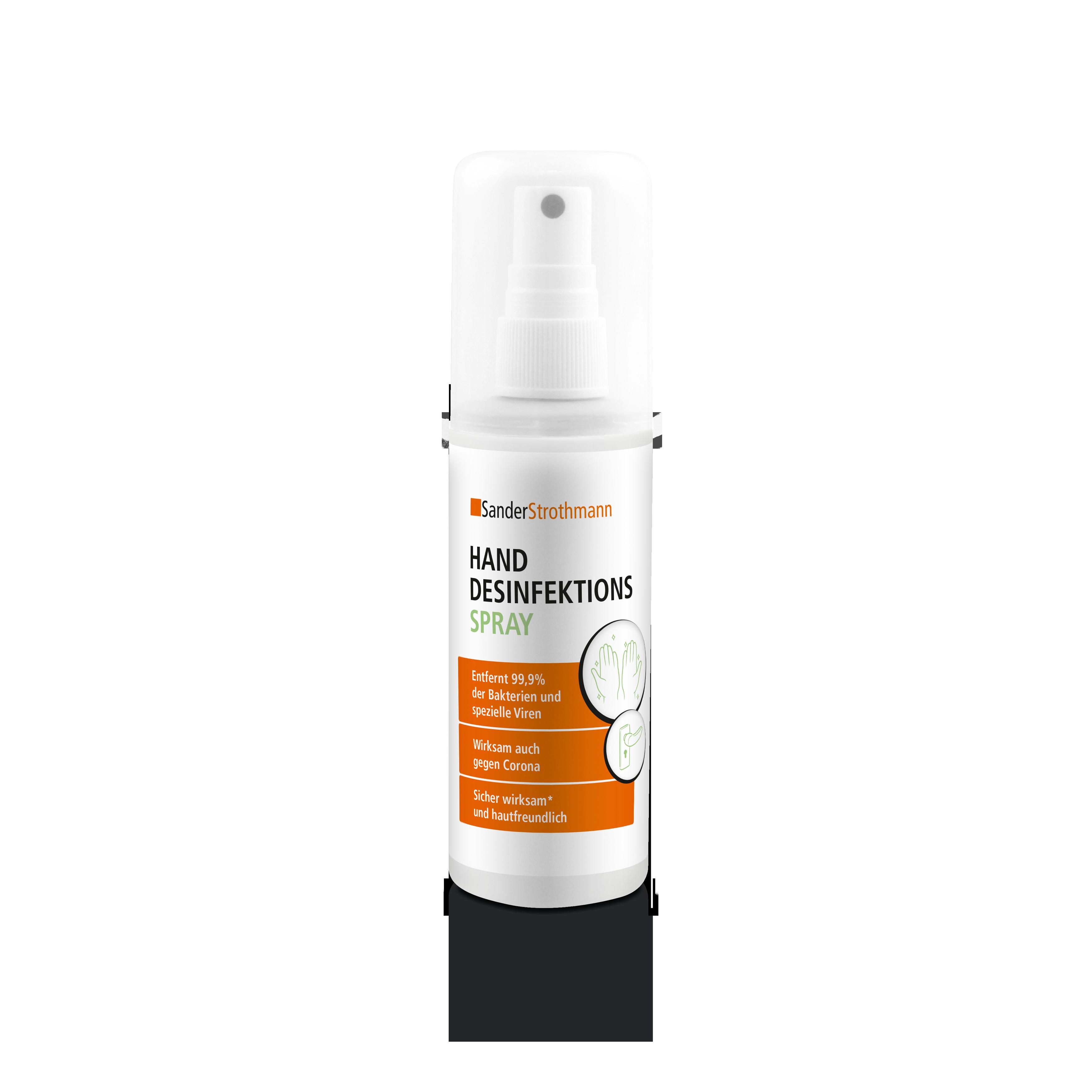 Handdesinfektionsfluid Sprayer 100ml