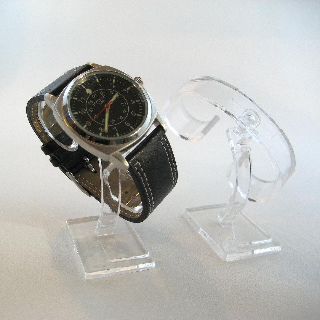 Uhrenhalter quer für Herrenuhren