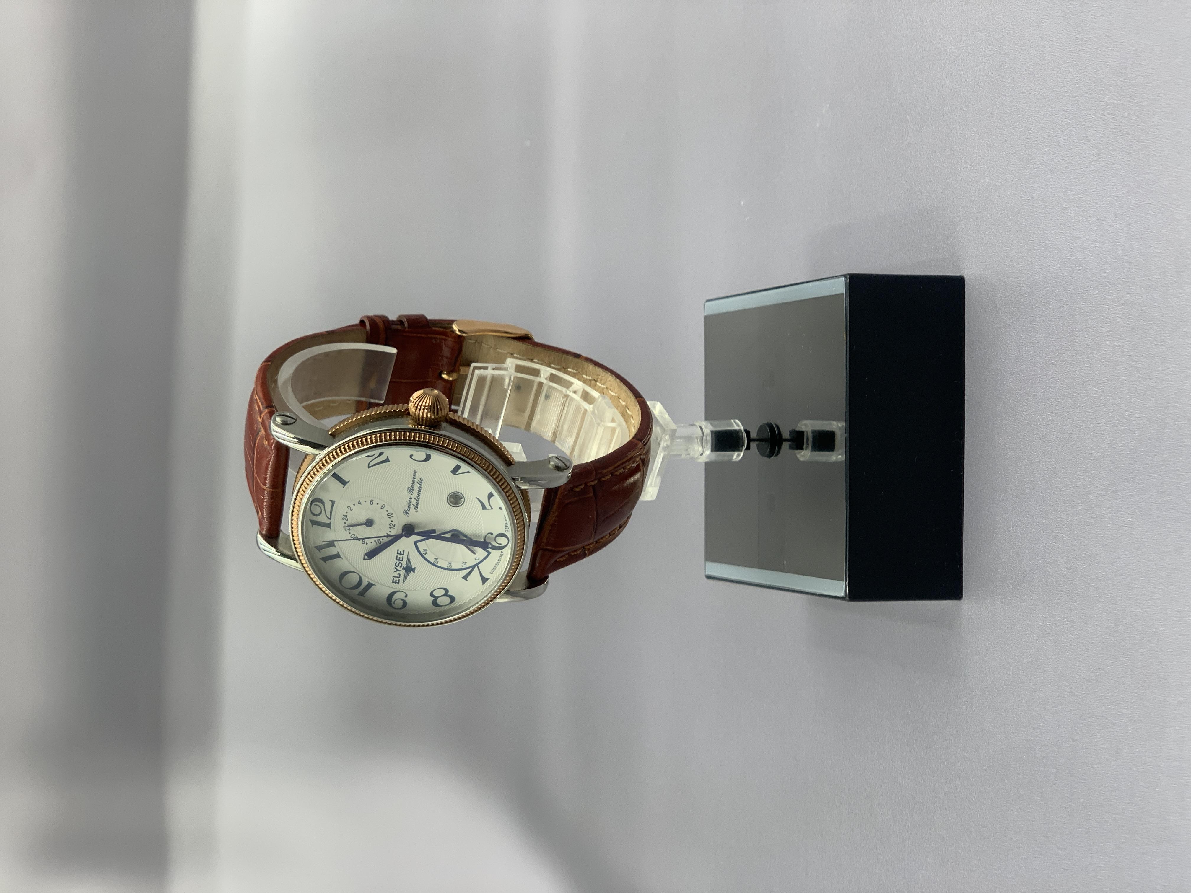 Solar-Drehteller MLW12 Uhrenhalter
