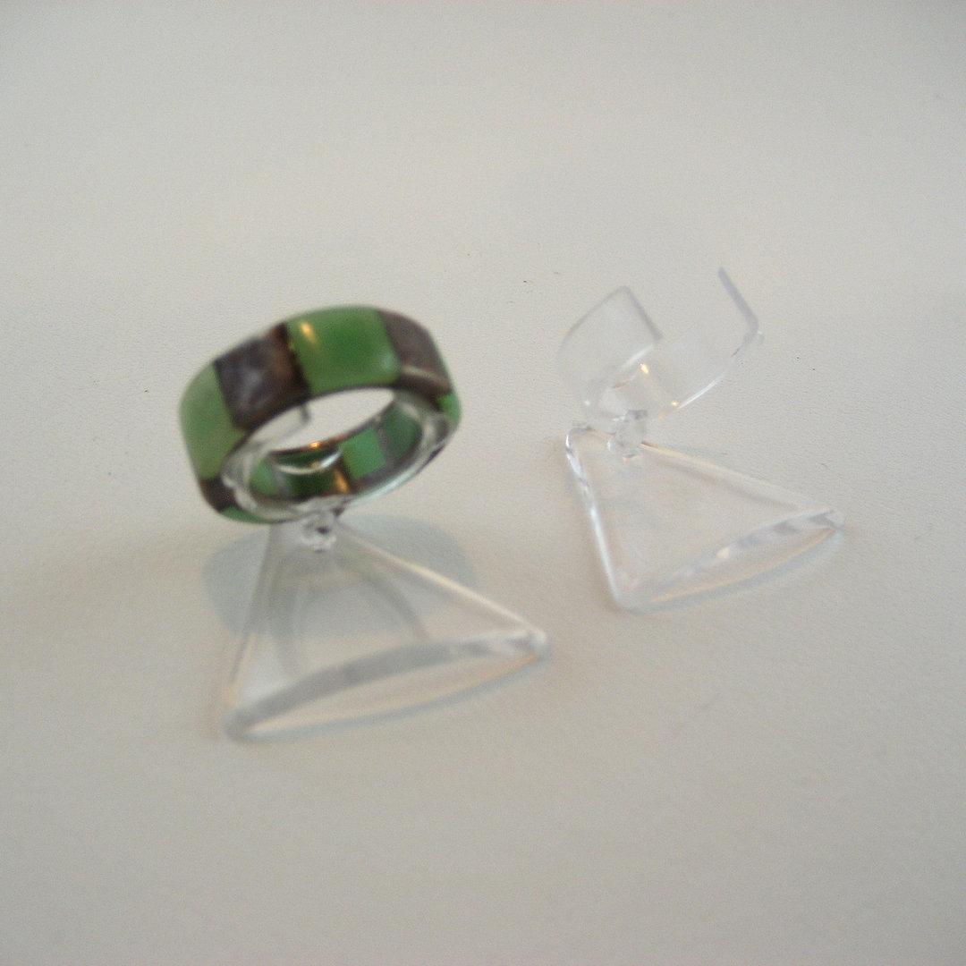 Ringhalter 2 mit Feder