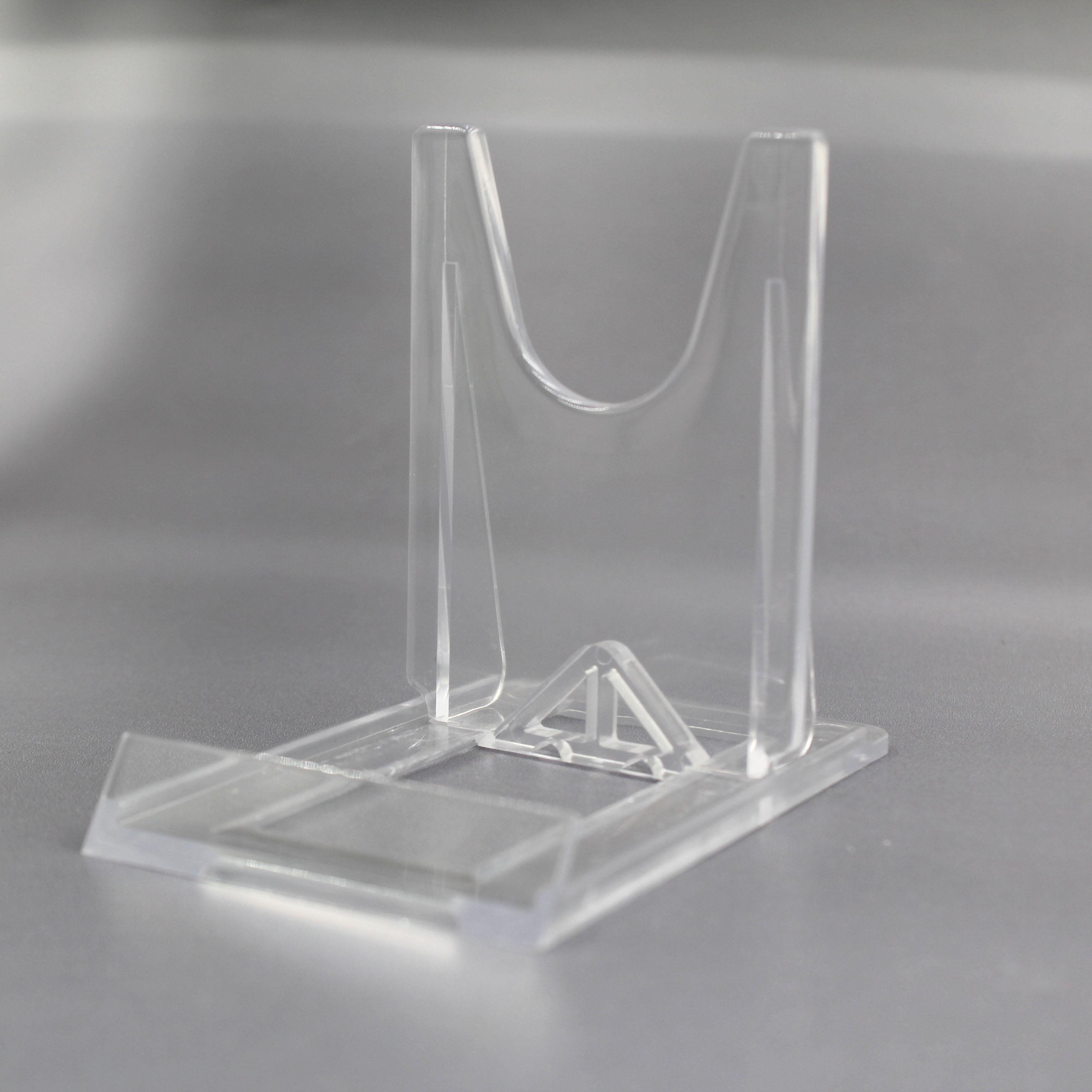 Universalständer groß/ Aufsteller transparent