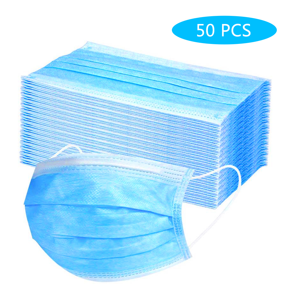 Medizinische Einwegmasken 50er Pack