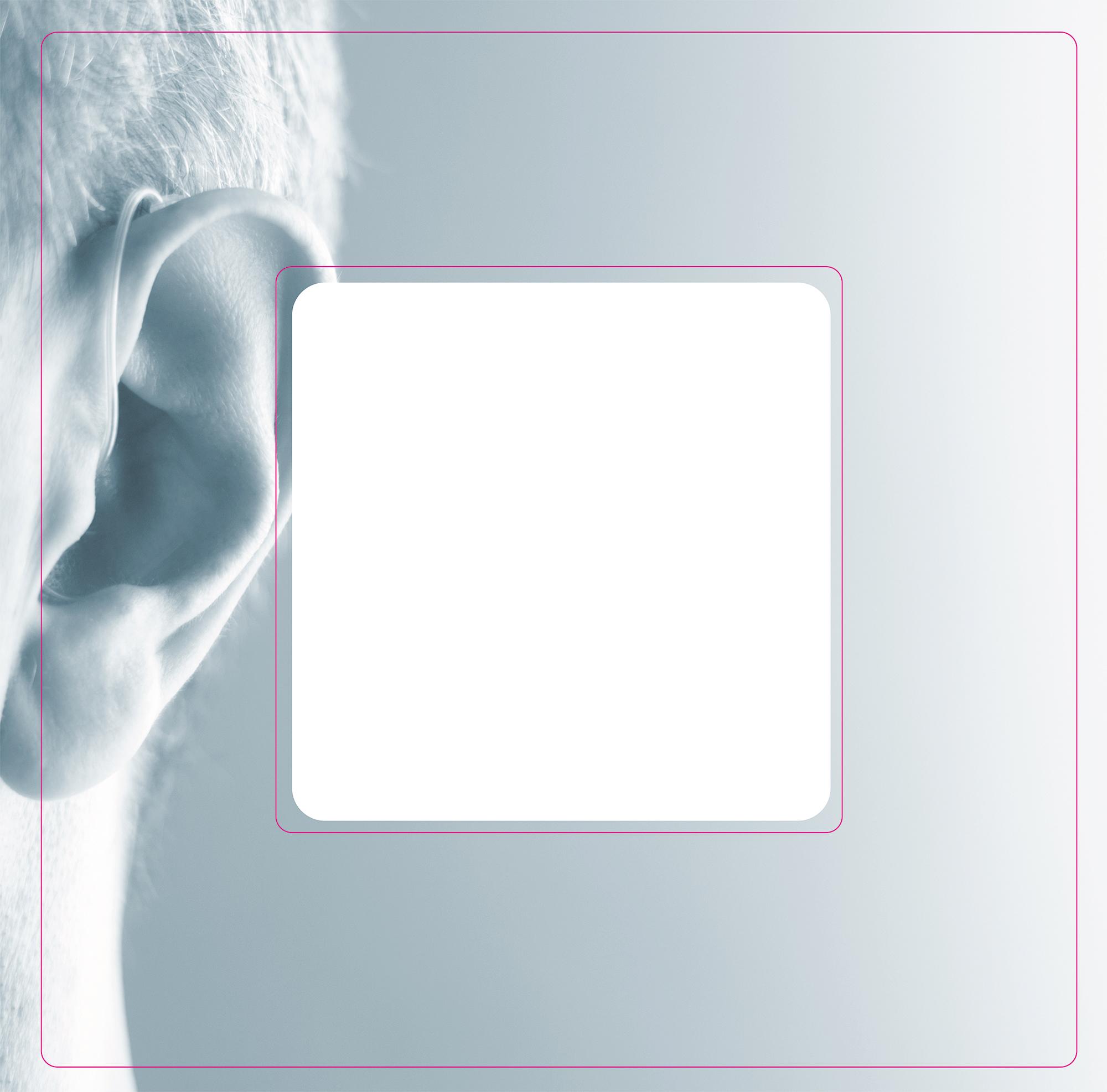 Decoframe Testhörer Hörgeräte
