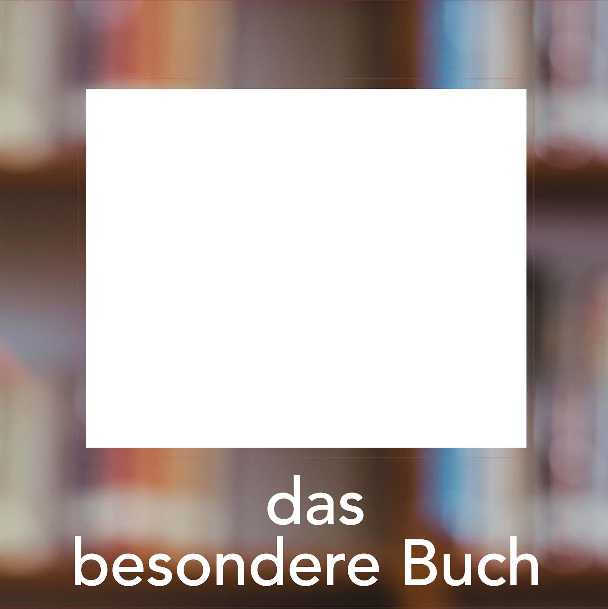 1er Set Decoframe Folien für Buchhandlungen.