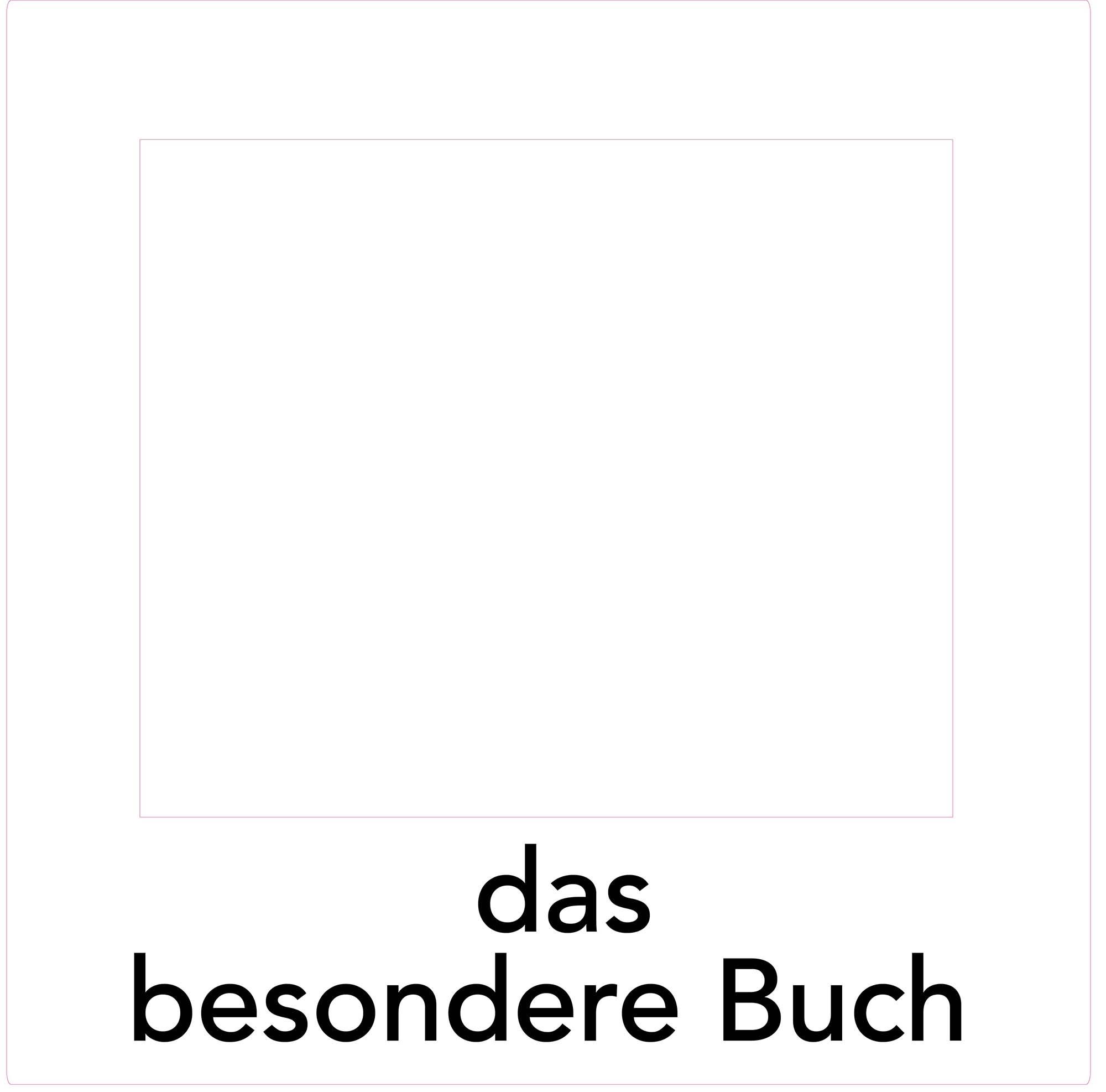 1er Set Decoframe Folien für Buchhandlungen. Weiss