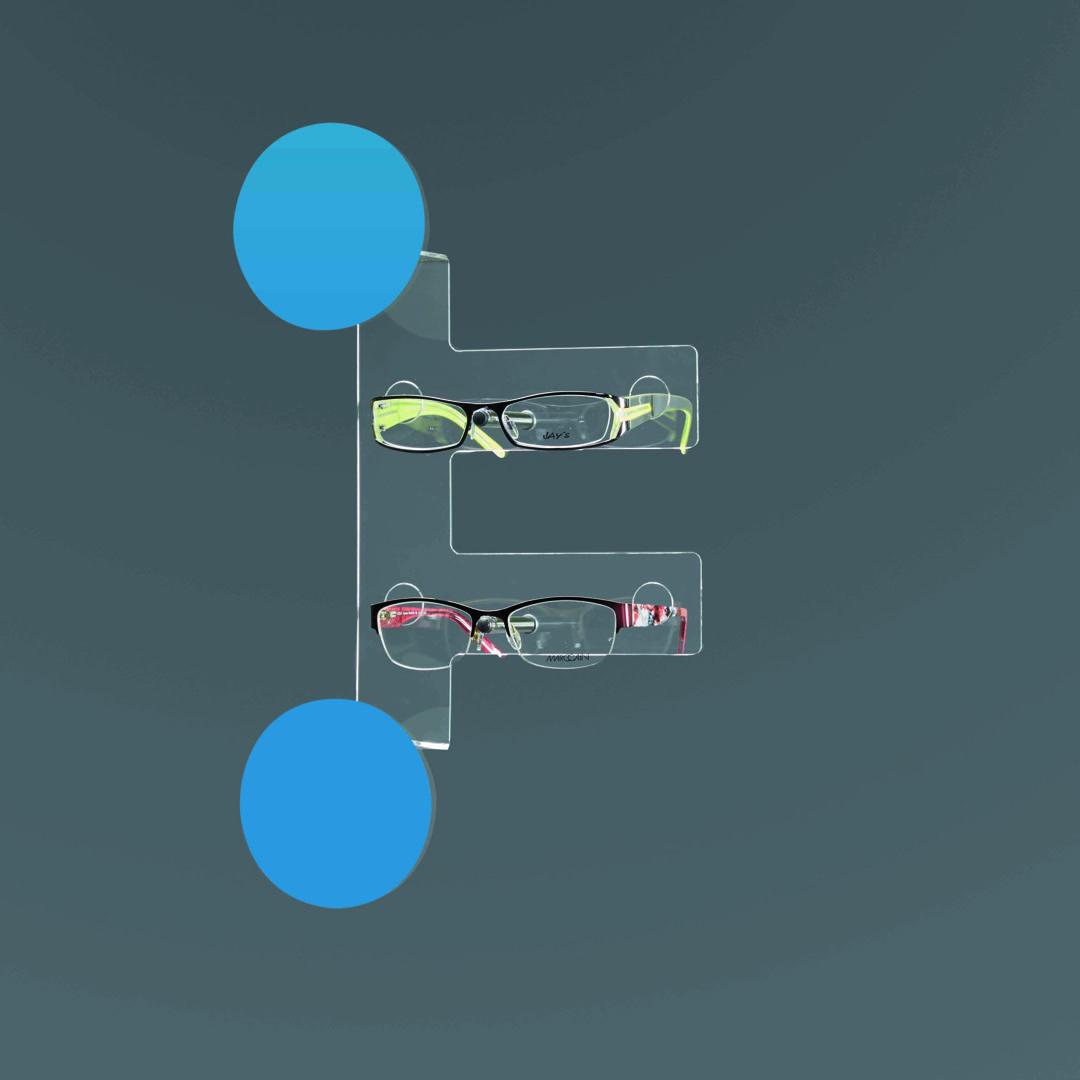 OPTIMIZE 2 Folienpunkte - hellblau HKS 40